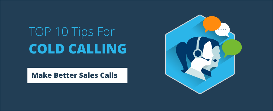Top 10 Cold Calling Tips - Inforgraphic by Live And Learn Consultancy