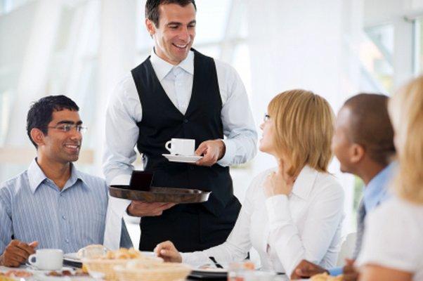 Hospitality Staff