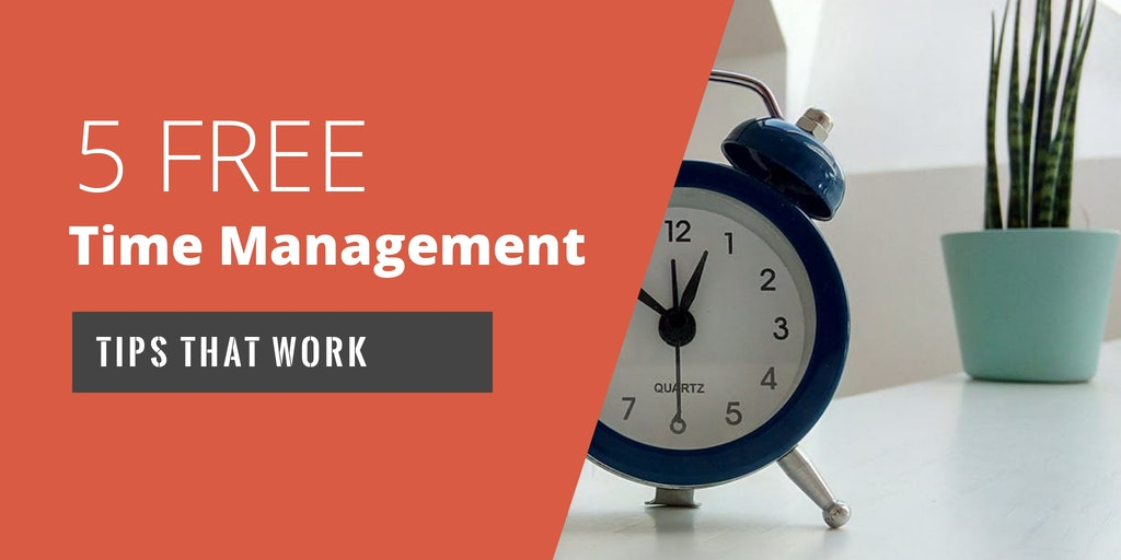 Time Management Tips That Work