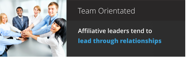 Affiliative Leadership Style
