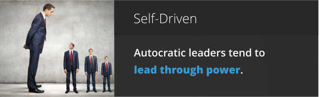 autocratic leadership examples in business