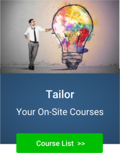 tailored-in-house-training courses