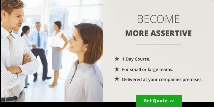 Assertiveness Training Courses UK