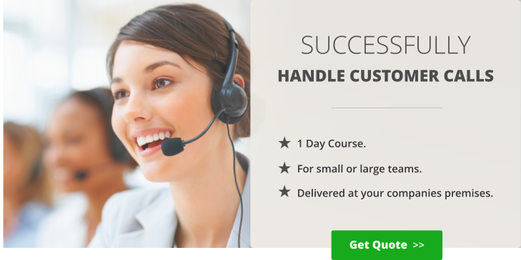 Customer Telephone Training Courses