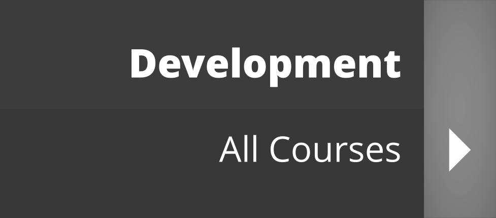 Personal Development Training Courses