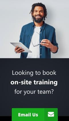 Supervisor Training Course